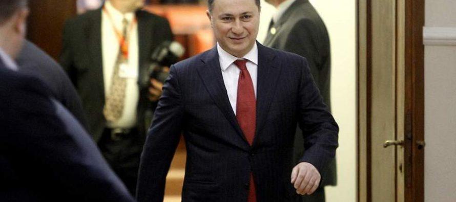 Հունգարիայում ապաստան է փնտրում Մակեդոնիայի նախկին վարչապետը