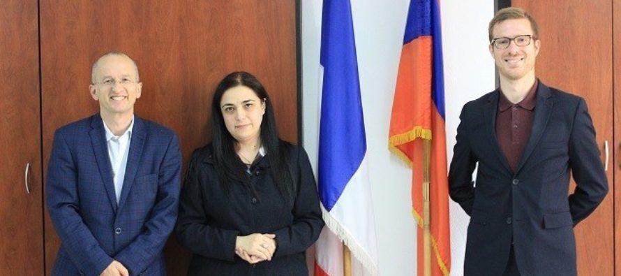 Բլոքչեյն տեխնոլոգիաների Բլոքթեք ընկերությունը հայտարարում է Ֆրանսիական համալսարանի հետ նոր գործակցության մասին. Կբացվի Հայաստանի առաջին բլոքչեյն ակադեմիական լաբորատորիան