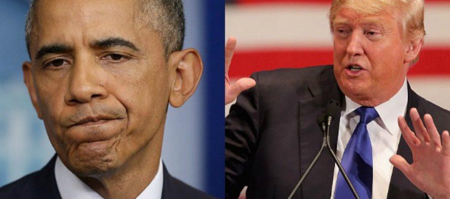 Թրամփի վարկանիշն ավելի ցածր է, քանի Օբամայինն էր միջանկյալ ընտրություններում դեմոկրատների տապալումից առաջ