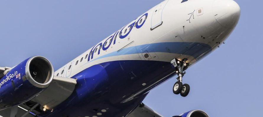 Ոչ, IndiGo-ն չի կարող Կովկասով Լոնդոն թռչել