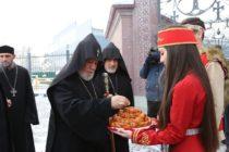 Հայաստանի հոգևոր առաջնորդը երկիմաստ հայտարարություն է արել, որն ընկալվել է՝ աջակցություն Ռուսաստանին