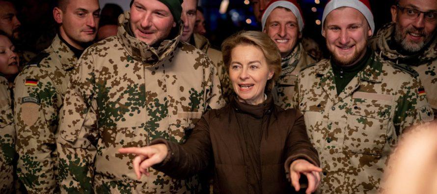 Գերմանական բանակը կհամալրվի օտարերկրացիներով