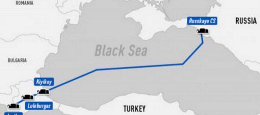Ռուսաստանի գազային ռազմավարությունն օգնություն է ստանում Թուրքիայից