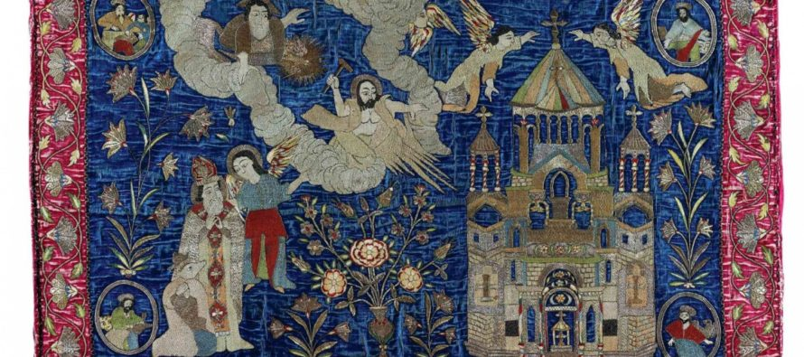 Աշխարհի կենտրոնում գտնվող ժողովուրդը․ «Հայաստանը» Մետրոպոլիտան արվեստի թանգարանում