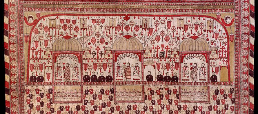 Մետրոպոլիտան թանգարանի նոր ցուցադրությունը բացահայտում է աշխարհի առաջին քրիստոնյա ժողովրդին