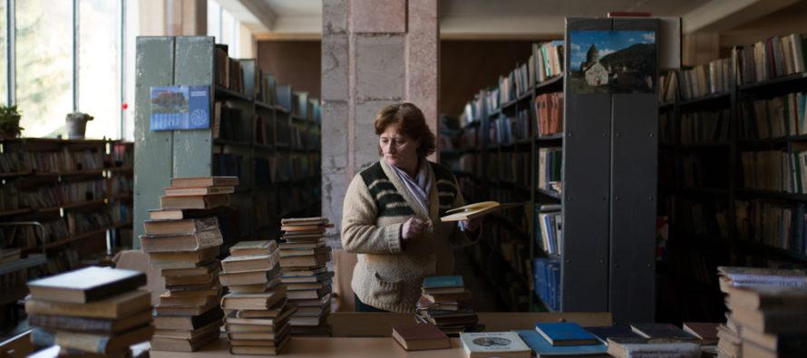 Ուղևորություն Հայաստանի մոռացված գրադարանների միջոցով