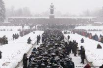 Սանկտ-Պետերբուրգը նշում է նացիստների կողմից Լենինգրադի պաշարման 75-րդ տարեդարձը