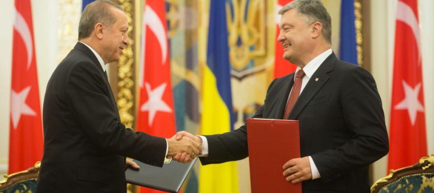 Թուրքիան Ուկրաինային տալիս է սիմվոլիկ քաղաքական և ռազմական աջակցություն