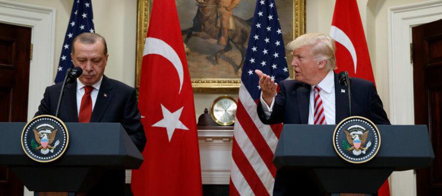 Թրամփը սպառնում է Թուրքիային, իսկ Սպիտակ տունը փորձում շտկել իրավիճակը
