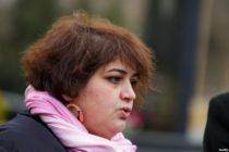Ադրբեջանցի լրագրող Խադիջա Իսմայիլովան միացել է բանտարկված բլոգերի հացադուլին