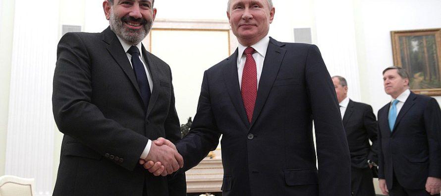 Ռուսաստանը նոր տարում բարձրացնում է Հայաստանի գազի գինը