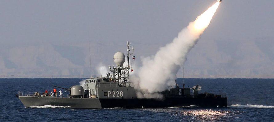 Իրանն ամերիկյան ջրերի մոտ ռազմանավեր կուղարկի