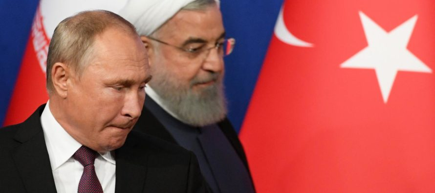 Ռուսաստանն ու Իրանը զգուշացնում են ԱՄՆ-ին հեռու մնալ Վենեսուելայից