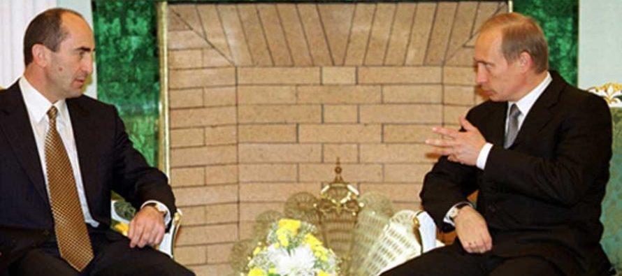 Կաշառք վերցնելու մեղադրանք է ներկայացվել Հայաստանի նախկին նախագահ Քոչարյանին