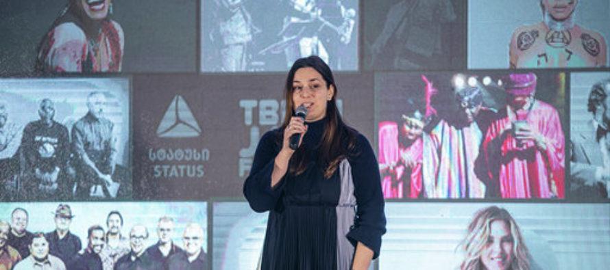 Ջազի 22-րդ փառատոնին Թբիլիսին պատրաստվում է ընդունել Գրեմիի 20-ակի մրցանակակրին