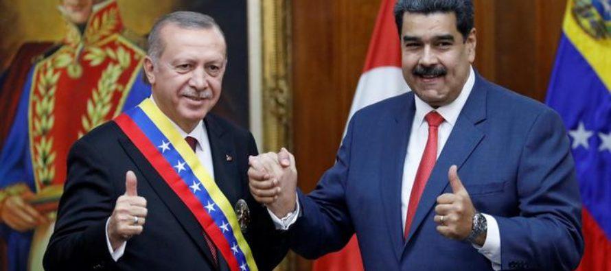 Թուրքիա և Վենեսուելա. Նոր դաշնակցության սկի ՞զբ
