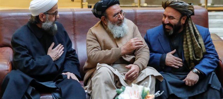 Ռուսաստանը պատրաստ է օգնել թալիբներին Աֆղանստանի բանակցություններում