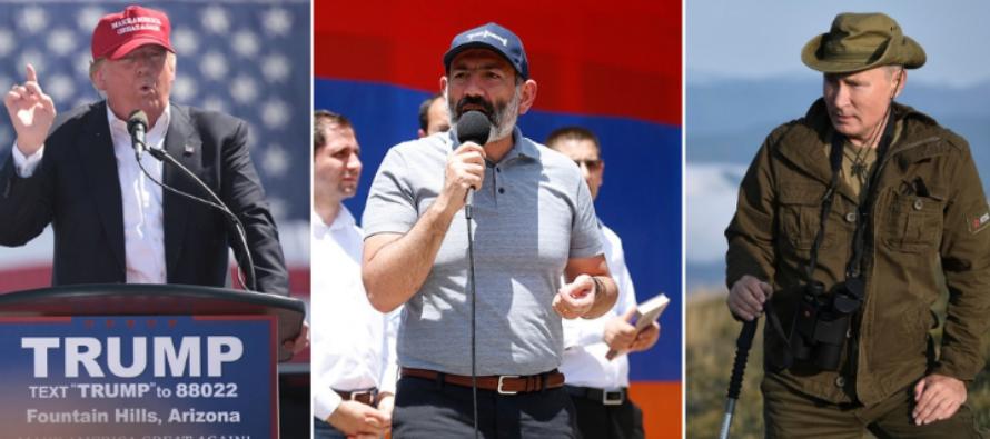 ԱՄՆ քննադատում է Հայաստանին Սիրիայի շուրջ զարգացումների պատճառով