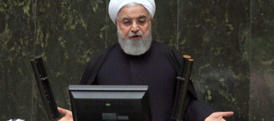 Իրանի նախագահ. ԱՄՆ պատժամիջոցները «տնտեսական պատերազմ են» Իրանի դեմ