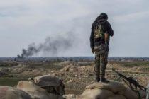 ԴԱԻՇ-ի վերջին գրոհայինները պահանջում են ավերված գյուղից իրենց տեղափոխել Սիրիայում ապստամբների հսկողության տարածք