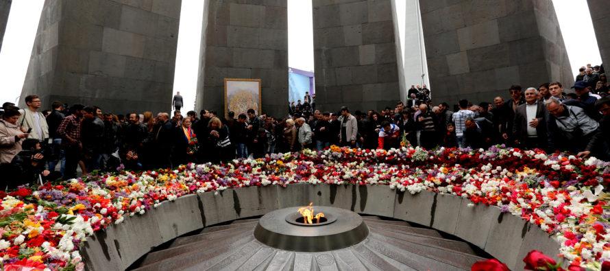Ֆրանսիան ապրիլի 24-ը կհայտարարի Հայոց ցեղասպանության հիշատակի օր