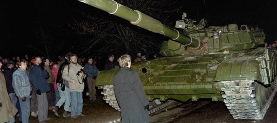 Լիտվայի «դարի դատավարությունը» ներառում է խորհրդային առաջնորդ Գորբաչովին