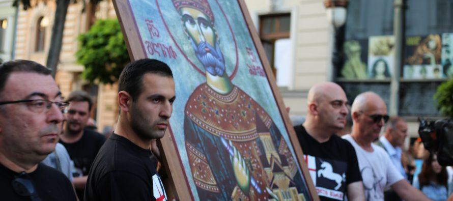Վրաստանի միջնադարյան թագավորը և Թբիլիսիում այսօր ապրող մուսուլմանները
