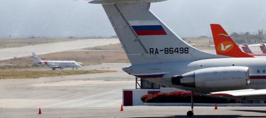 Ռուսաստանը ռազմական օդանավեր է ուղարկել Վենեսուելա