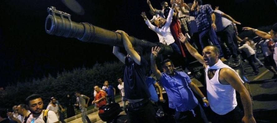 Փաստաթուղթը լույս է սփռում Թուրքիայի կողմից  վերահսկվող «հեղաշրջման» վրա