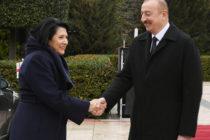 Բաքուն և Թբիլիսին վերահաստատում են իրենց ռազմավարական գործընկերությունը Վրաստանի նոր նախագահի ընտրությունից հետո