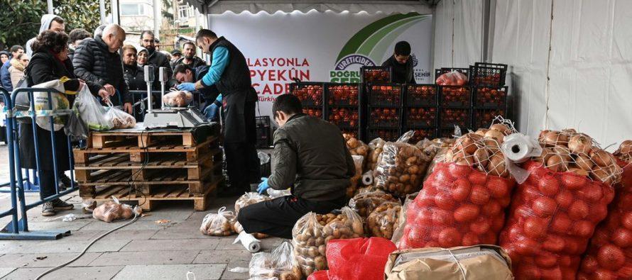 Էրդողանը փորձում է մեղմել Թուրքիայի տնտեսական անկումը, բայց չի ստացվում