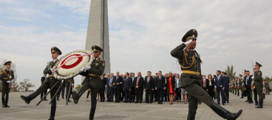 Թուրք նախարարը և ֆրանսիացի օրենսդիրը բախվեցին Հայոց Ցեղասպանության օրվա կապակցությամբ