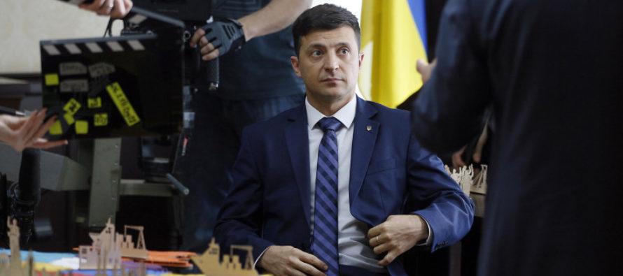 Ուկրաինայի «հեռուստա-նախագահը» ռուսամետ է