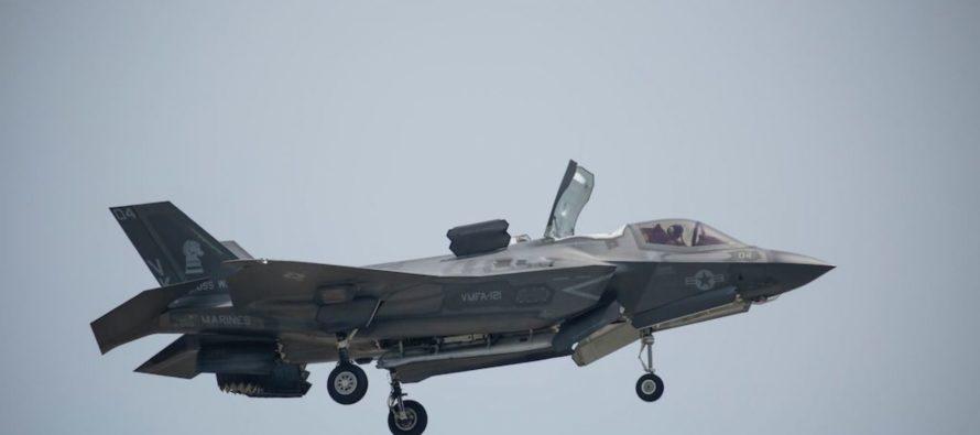 Պենտագոնը դադարեցնում է F-35 –ի մատակարարումը Թուրքիային ռուսական ՀՕՊ համակարգ ձեռք բերելու որոշման պատճառով