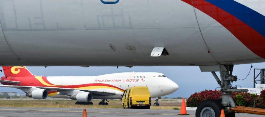 Չինաստանը, Իրանը և Ռուսաստանն իրենց աջակցությունn են ցուցաբերել Վենեսուելային