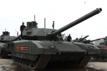Ռուսաստանը ռազմական ծախսերի ցուցանիշով դուրս է մնացել առաջատար հնգյակից