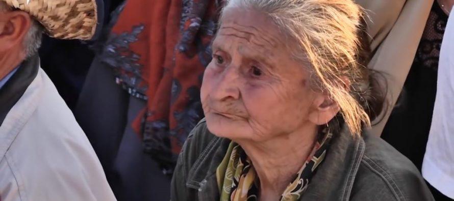 Հայաստանի հեղափոխության տատիկը գոհ է գրանցված առաջընթացից