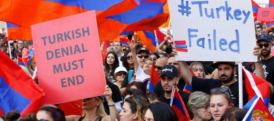 Ապրիլի 24-ը Երևանում. Հայոց ցեղասպանության հիշատակում