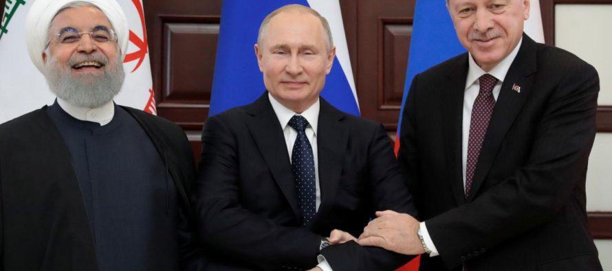 Ռուսաստանի մեծ պլանը՝ ԱՄՆ-ի պատժամիջոցների ստվերում