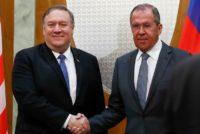 Պոմպեոն Ռուսաստանում է. ԱՄՆ-ն Իրանի հետ պատերազմ չի ուզում