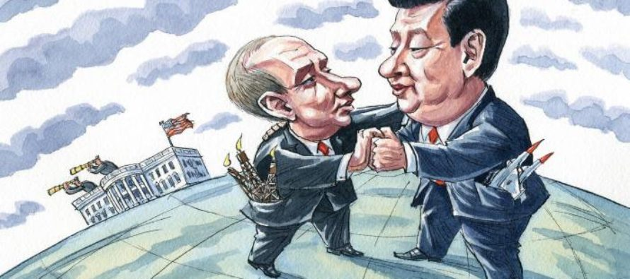ԱՄՆ-ի դեմ Չինաստանի և Ռուսաստանի ստվերային պատերազմը