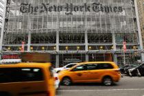 Իրանը հետ է կանչում The New York Times թերթի լրագրողի հավատարմագրերը