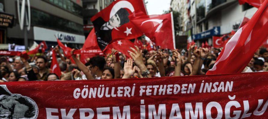Ստամբուլի կրկնակի ընտրությունները. ընդդիմադիր թեկնածուն հաղթում է քաղաքապետի գլխավոր մրցապայքարում