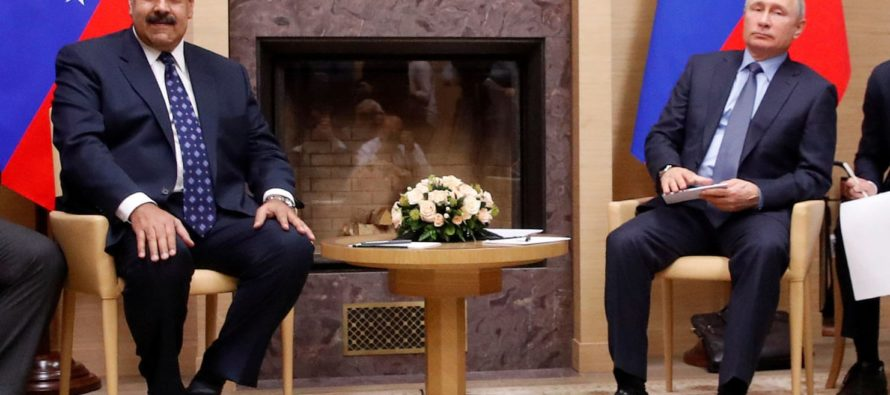 ԱՄՆ դեսպանը հակադարձում է Թրամփին. Ռուսաստանը դեռ օգնում է Մադուրոյին
