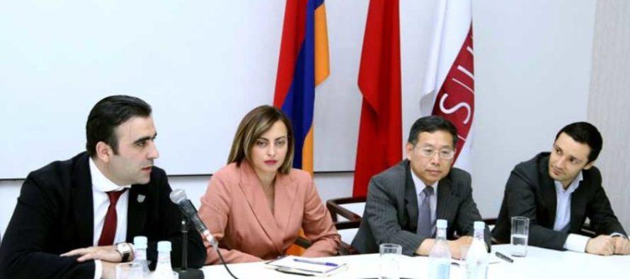 Հայաստանում մեկնարկել է «Չինաստանի արտաքին քաղաքականությունը և տնտեսությունը 2019թ.» հատուկ դասընթացը