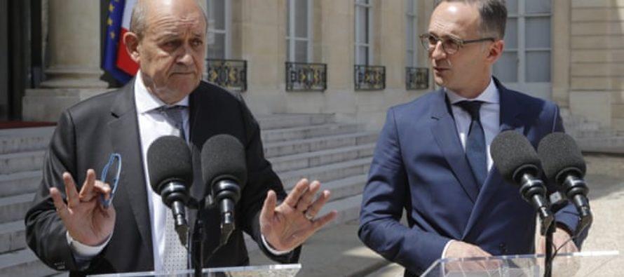 Մեծ Բրիտանիան, Ֆրանսիան և Գերմանիան վերջին ջանքերն են գործադրում փրկելու Իրանի համաձայնագիրը