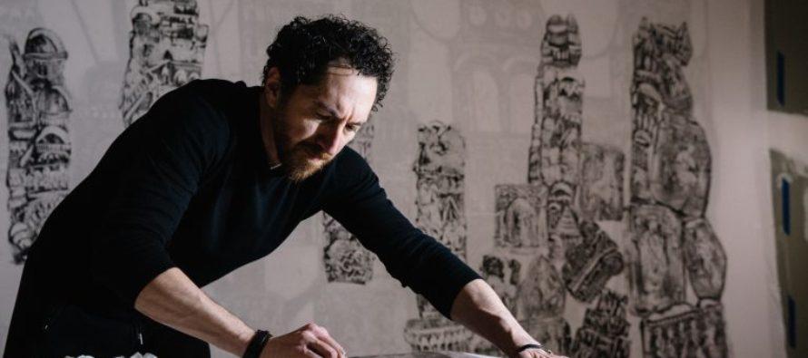 Սիրիահայ նկարիչ Գևորգ Մուրադի անհատական ցուցահանդեսը Լոնդոնում