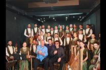Ռոքի լեգենդների երգերը՝ հայկական ժողովրդական նվագախմբի կատարմամբ