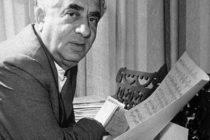 Անվանի հայ կոմպոզիտորի անցած ճանապարհը