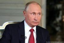 Պուտինի Ռուսաստանը «կայսրություն չէ», չնայած Ղրիմի բռնակցմանը